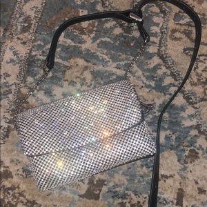 Jeweled belt bag